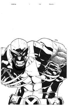 Wolverine (2013) # 1 variant by Humberto Ramos