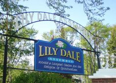 LILY DALE! Spiritualist communities are a rare thing these days, and you shouldn't feel surprised if you've never heard of one. The Spiritualist Movement was massively popular back in the 1800s, launching the idea of psychic mediums and pitch-dark seances into the public consciousness, but by the mid-1900s, the movement was almost as dead as the ghosts they summoned. But while most Spiritualist communities withered away under the heels of skeptic jackboots, a few pockets remained spread out…