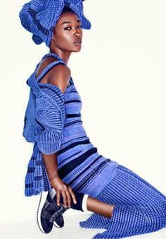 Colour Culture --- Stylist Magazine ~Latest African Fashion, African Prints, African fashion styles, African clothing, Nigerian style, Ghanaian fashion, African women dresses, African Bags, African shoes, Nigerian fashion, Ankara, Kitenge, Aso okè, Kenté, brocade. ~DKK