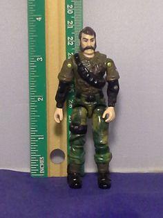 Side Track 2000 G.I. Joe Figure