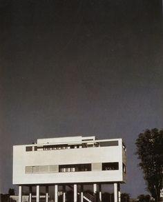 Villa Figini | Milano by Luigi Figini |1935.