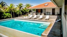 #Curacao #Villas #Townhouses http://Orange-Real.estate   Boca-Gentil-Ocean-Front-Villa-2