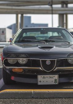 Alfa Romeo Montreal #alfaromeomontreal