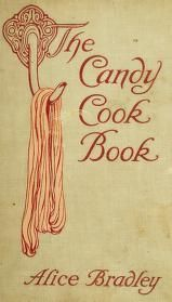 The candy cook book