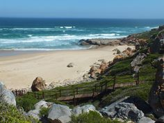 Looking for a little more seclusion? Head to the Robberg Nature Reserve just outside Plett. It has great hiking trails and practically deserted beaches. #honeymoon #gardenroute