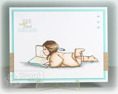 ADFD Book Dreams (by Broni Holcombe) #ADayForDaisies, #ADFD