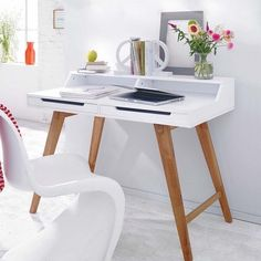 No spare room for a home office? No problem. Create a workspace in your home…