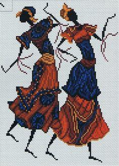 Cross Stitch Numbers, Just Cross Stitch, Modern Cross Stitch, Cross Stitch Charts, Cross Stitch Patterns, Cross Stitching, Cross Stitch Embroidery, African Theme, Art Africain