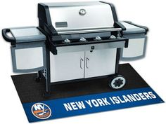 "NHL - New York Islanders Grill Mat 26""x42"""