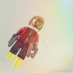 Fly high.. #starlord #lego #brickcentral