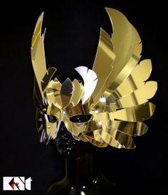 Icarus I by KNt-Masks.deviantart.com on @deviantART