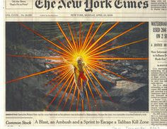 From White Cube, Fred Tomaselli, Apr. 2009 Gouache and collage on printed watercolour paper, 21 × cm Fred Tomaselli, Austin Kleon, Georges Braque, American Artists, Watercolor Paper, Collage Art, Art Lessons, New Art, Cube