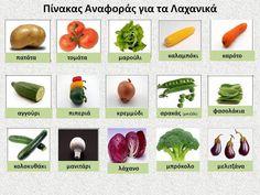 Greek Language, Greek Alphabet, Spring Crafts, Kids And Parenting, Eggplant, Stuffed Peppers, Vegetables, Cooking, Food