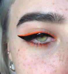 Orange and black - Instagram: lavendermistrust