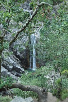 Cascata do Arado, Gerês  Portugal