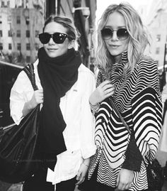 how to wear BOLD black & white