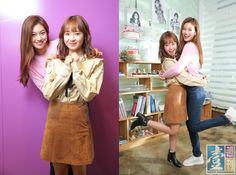 Weki Meki - Doyeon & Yoojung