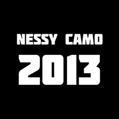 Nessy camouflage edition 2013