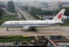 Air China Boeing 767-2J6/ER
