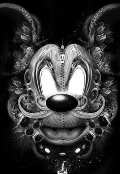 illustration - FANTASMAGORIK® FANTASMALAND II by obery nicolas, via Behance