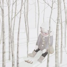 HSIAO RON CHENG: The Fox & The Child