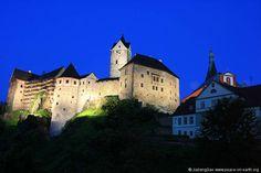 Hrad Loket - Západní Čechy , Loket Castle - West Bohemia