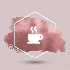 Coffee Icon Icons from GraphicRiver Coffee Instagram, Instagram Logo, Instagram Story, Pastel Highlights, Story Highlights, Coffee Icon, Instagram Highlight Icons, Fitness Icon, Wood Logo
