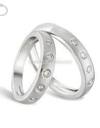 Cincin Kawin Sepasang Palladium  cincin muslim
