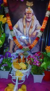 Those who take refuge in the Lord will be freed from her (Maya) clutches with His grace. - Shirdi Sai Baba #ShirdiSaiBabaWords