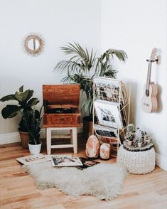love this little record corner