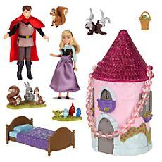 Sleeping Beauty Mini Castle Playset