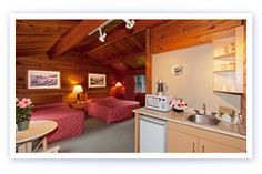 Pocahontas Cabins in Jasper Offers Spacious Cabin and Lodge Accommodations