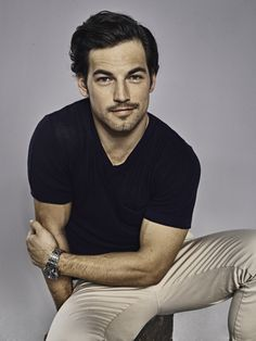 """When I told my sister-in-law that I was interviewing Giacomo Gianniotti, aka intern Andrew Deluca of Grey's Anatomy, the first thing she said was """"Ask him if Alex is leaving the show! Greys Anatomy Men, Grey Anatomy Quotes, Cute Celebrities, Celebs, Famous Men, Christian Grey, Attractive Men, Gorgeous Men, Celebrity Crush"""