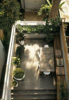 Balcony decor idea
