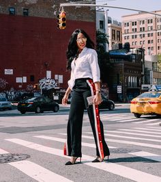 Style inspo for the trackpant trend  #streetstyle #trackpants #trackpantfashion #styleinspo