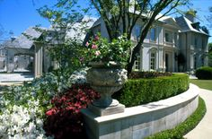 1000 Images About Outdoor Formal Gardens On Pinterest