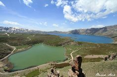 Nemrut Krater Gölü, Bitlis The Province, Scenery, Around The Worlds, River, Country, Photos, Outdoor, Beautiful, Outdoors