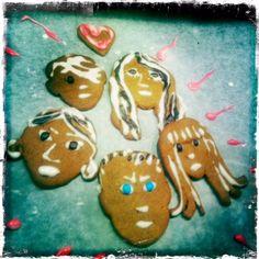 #gingersnapfamily