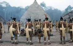 The Enawene Nawe live in an area of savannah and tropical rainforest in Mato Grosso state, western Brazil. Central America, South America, Unity In Diversity, Bay News, Tribal People, Festival Celebration, Native American Tribes, First Nations, Survival