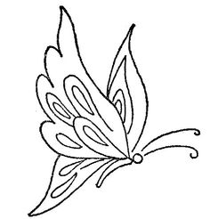 Awesome Most Popular Embroidery Patterns Ideas. Most Popular Embroidery Patterns Ideas. Ribbon Embroidery, Embroidery Stitches, Embroidery Patterns, Butterfly Embroidery, Butterfly Template, Butterfly Pattern, Crown Template, Heart Template, Flower Template