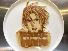 Japanese Pizzeria Combines Pancakes And Manga Into Edible Masterpieces