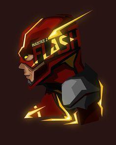 the flash (injustice 2) (bartholomew henry 'barry' allen)