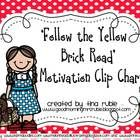 A Wizard of Oz inspired classroom behaviour / behavior clip chart.  7 themed charts to help you manage your students classroom motivation.    Each...