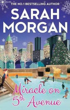 Flawed and perfect | Miracle on 5th Avenue by Sarah Morgan. Masterclass in keeping the romantic tension going between just two people for 50K when they are essentially locked in a flat together. And Eva is so half glass full...she makes you want to smile almost as much as she makes  Lucas want to...maybe best not go there