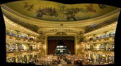 El Ateneo Grand Splendid | Atlas Obscura