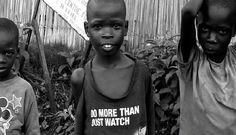 Do more than just watch. Invisible Children