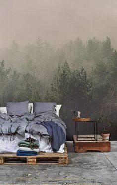 die 10 besten bilder von ausgefallene tapeten. Black Bedroom Furniture Sets. Home Design Ideas