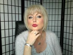 Lipstick on matures
