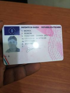 We are a leading company providing Best Quality Novelty Real and Fake IDs and Passport, Marriage Certificates and Drivers license etc.