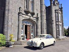 Wedding day! #castlewedding #belleekcastle